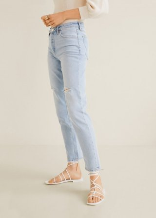 Mango Jeans Relaxed