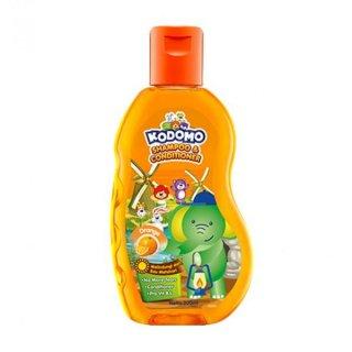 Kodomo Shampoo & Conditioner-Orange