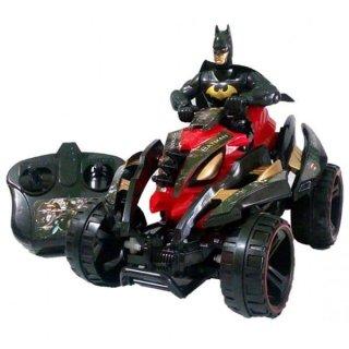 ND537 Mainan Anak Best RC Batman Action Quad Mobil Remote Control BAT ATV