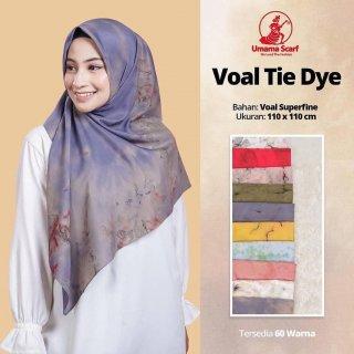 Umama Scarf - Kerudung Segi Empat Tie Dye