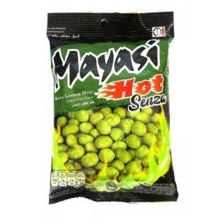 Kacang Telur Mayasi Rasa Lombok Hijau