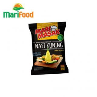 Mari Masak - Bumbu Nasi Kuning