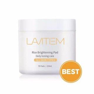 Lavitem Rice Brightening Pad