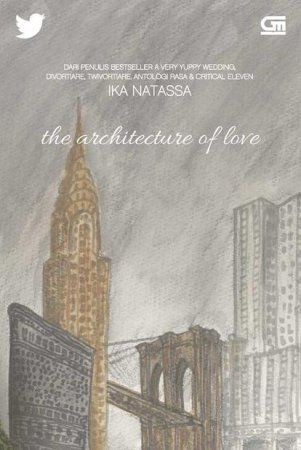Architecture of Love - Ika Natassa