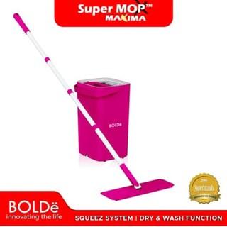 Pel Canggih BOLDE Super Mop X Maxima