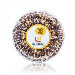 Ina Cookies Kue Kering Skippy Mede Coklat