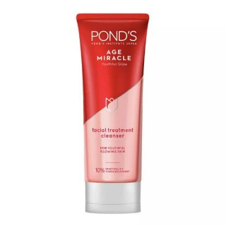 Pond's Age Miracle Daily Regenerating Facial Foam Face Wash