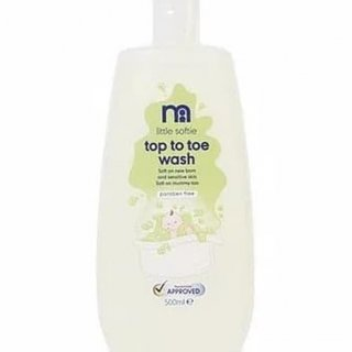 Mothercare Little Softie Top to Toe Wash