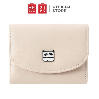 Dompet Miniso Mini Wallet Simple Hewan Karakter