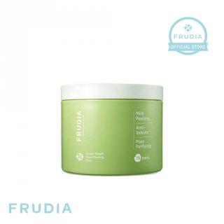 Frudia Green Grape Pore Peeling Pad Jar