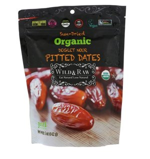 Nature S Wild Organic Pitted Dates