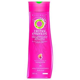 Herbal Essences Dangerously Straight Shampoo 300ml