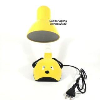 Lampu Belajar Anak Berkualitas Cosco 986 Boneka Anjing