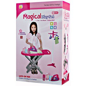 Mainan Anak Playset Iron Board Magical / Mainan Edukatif