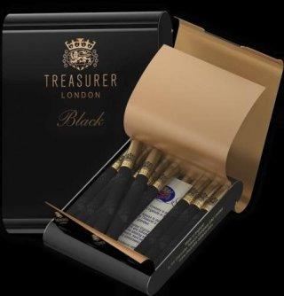 Treasurer Luxury Black