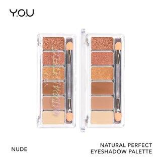 Y.O.U Eyeshadow Palette Natural Perfect