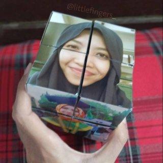 Photo Cube/Hadiah wisuda