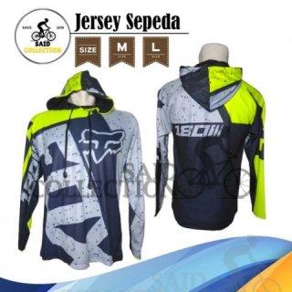 Kaos Sepeda /Jersey Lengan Panjang (KTM-101703)