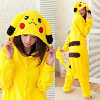 Baju Tidur Onesie Pikachu