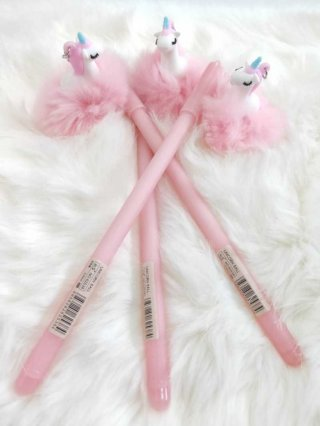 Unicorn Fur Pink Pen