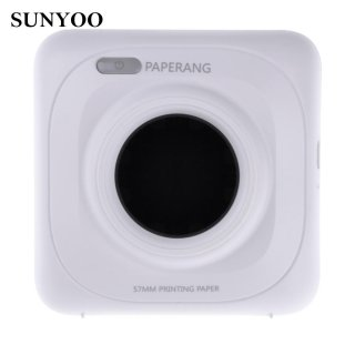 Sunyoo Printer Foto Saku Mini Bluetooth