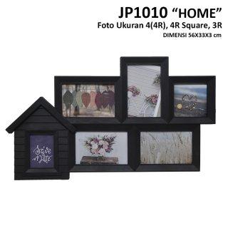 Bingkai Plastik / Frame JP1010 Home