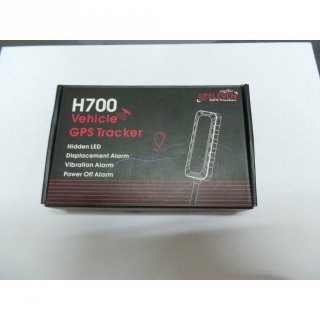 GPS Tracker Motor / Mobil H700
