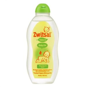 Zwitsal Natural Baby Oil
