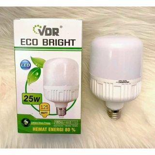 VDR ECO Bright Bohlam Lampu LED Kapsul