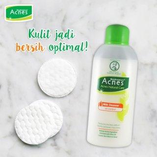 Acnes Natural Care Milk Cleanser Oil Control