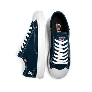 Geoff Max Official - Timeless Low Navy White STZ