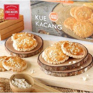 Fin's Recipe Kue Kacang Basah