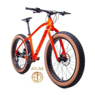 Sepeda MTB Fatbike Thrill Fat Vanquish 26 1.0 BJ 2020