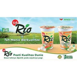 Teh Rio Gelas