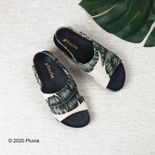 Pluvia - LEAFY Sandal Tali Wanita