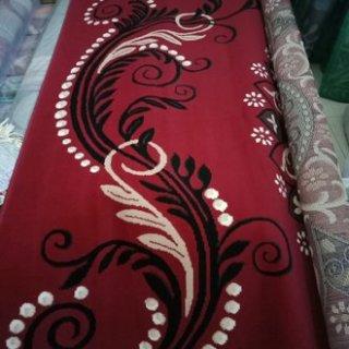 Karpet Permadani Motif Ukuran 190x260 cm Kualitas Premium Bahan Lembut dan Halus