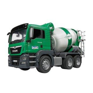 Bruder Toys 3710 - MAN TGS Cement Mixer Truck