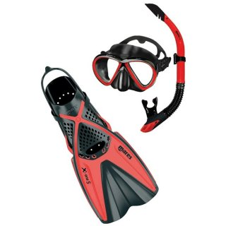 Snorkeling set X-ONE MARES
