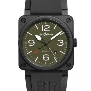 Bell & Ross BR03-92 Military