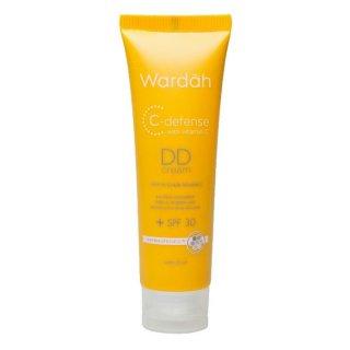 Wardah C-Defense DD Cream SPF 30 Natural