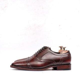 Koku Footwear Anthony Maroon