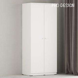 Pro Design Yuka Lemari Pakaian 2 Pintu