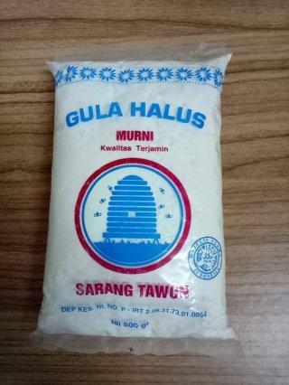 Sarang Tawon Gula Halus Murni