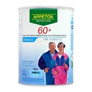 Appeton 60 Plus Diabetic 900gr