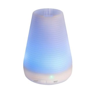 SINYO'S Essential Oil Aroma Diffuser Ultrasonic Colorful LED Light Humidifier