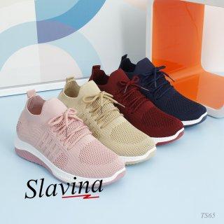 Sepatu Sneaker Slavina TS65