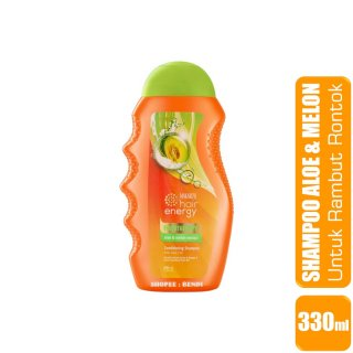 Makarizo Hair Energy Fibertherapy Conditioning Shampoo Aloe & Melon