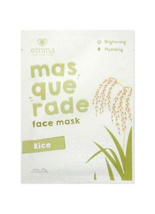 Emina Masquerade Face Mask Rice