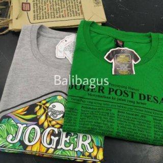 Kaos Joger Original Bali (Khusus Warna-warni)