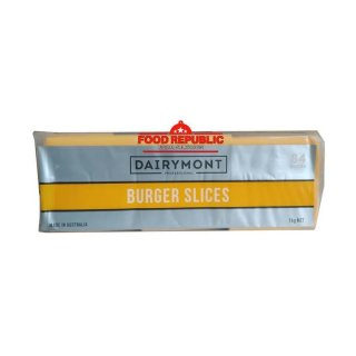 Dairymont Red Cheddar Cheese Slice 1kg